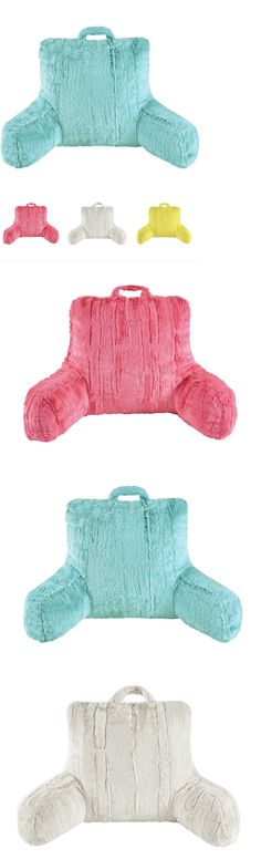 Oversized Premium Plush Sherpa Blanket Covers - Assorted Colors & Sizes What's Included: Filled Bed Rest. Bed Rest Pillow, Back Pillow, Pillow Shams, Bed Pillows, Orange Pillows, Pink Bedding, Blanket Cover, Christmas Pillow, Throw Cushions