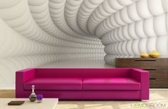 #Fototapeta #3D z aranżacji ➡ http://lemonroom.pl/fototapeta-33-Przestrzenne-27484604-Tunnel.html   #Fototapety #wallmurals #interiordesign #WallDecor #wystrojwnetrz