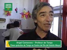 #Pergamino #TerceraEdad #Tango en Centro de Día para Adultos Mayores