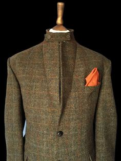 HARRIS TWEED 44 REGULAR GENTLEMANS SPORTS/HUNTING JACKET | eBay