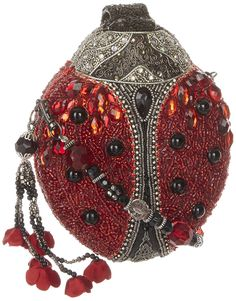 Shop a great selection of Mary Frances Lady Bug Novelty. Find new offer and Similar products for Mary Frances Lady Bug Novelty. Vintage Purses, Vintage Bags, Vintage Handbags, Vintage Shoes, Mary Frances Purses, Mary Frances Handbags, Beaded Purses, Beaded Bags, Unique Handbags