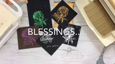 Couture Creations /'HOT FOIL STAMP BORDER COLLECTION/' GoPress /& Foil Cardmaking