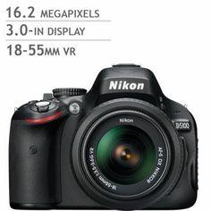 Costco: Nikon D5100 DSLR Camera Bundle