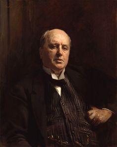 Henry James, John Singer Sargent