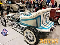 Thom Taylor Rod and Custom for Drawings | There's custom painter Pete Santini and automotive artist Thom Taylor ...