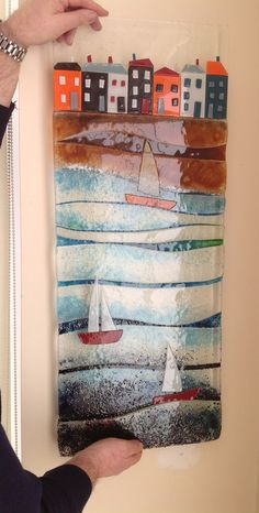 Boats by M.Walsh, Sarah & Marts Art, 2013