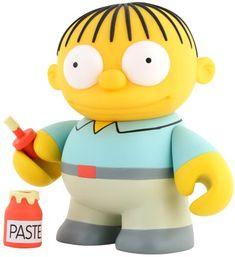 Ralph Wiggum Designer Toy