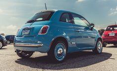 SUMMER LOVE – FIAT 500C VINTAGE '57 EDITION CABRIOLET