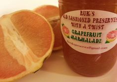 Marmalades in 4 Delectable Flavors 8 oz Jars by TheRuksPreserves, $5.00