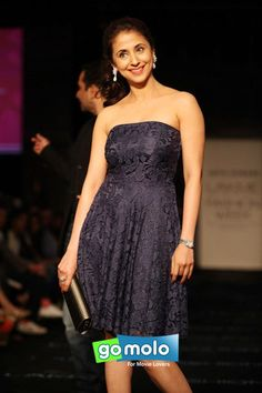 Urmila Matondkar at Lakme Fashion Week (LFW) Winter Festive 2013 in Mumbai