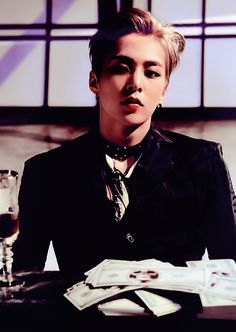 Xiumin - LOTTO // bless him, his parents, god for such an eye candy