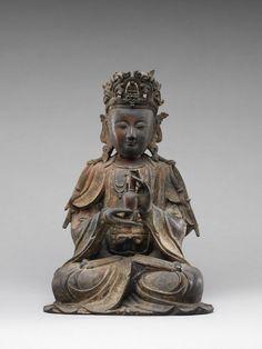 @metmuseum - Bouddhiste chinois et Sculpture taoïste