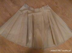 Kliknij i zobacz. ♥ POKOCHASZ! ♥ lekka spódnica. Przewiewna spódnica. Spódnica z koła