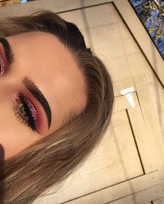 date night/holiday looks Anastasia Beverlyhills Glam Makeup, Pretty Makeup, Simple Makeup, Insta Makeup, Makeup Tips, Beauty Makeup, Makeup Looks, Hair Makeup, Full Makeup