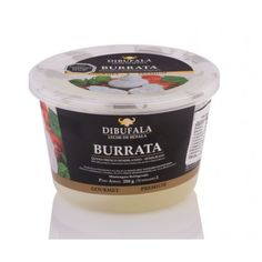 MOZZARELLA BURRATA. 250 GR. DIBUFALA Mozzarella, Queso, Food, Gourmet, Milk, Meals