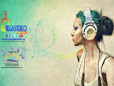Dubstep Girl with Headphones Musik Wallpaper, Computer Wallpaper, Girl Wallpaper, Wallpaper Maker, Wallpaper Size, Black Wallpaper, Wallpaper Desktop, Nature Wallpaper, House Music