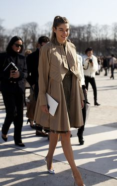 After Valentino, Paris « The Sartorialist - The Timeless Trench