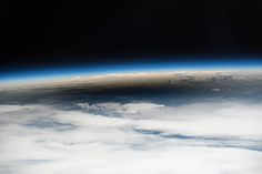 The Eclipse 2017 Umbra Viewed from Space Follow @GalaxyCase if you love Image of the day by NASA #imageoftheday