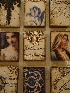 Sid Dickens Memory Tiles
