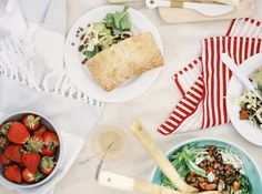 A French-Inspired Picnic | theglitterguide.com Think I need this today instead. #morefunthenwork