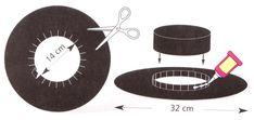 Risultati immagini per cappelli da zorro