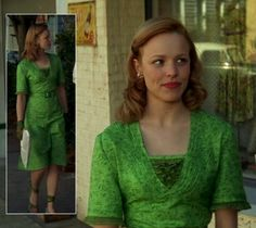 I want a dress just like the one Rachel McAdams wore in the Notebook...super cute!