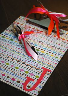 this and that: clip board