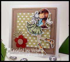 Vixx Handmade Cards: Sugar Nellie