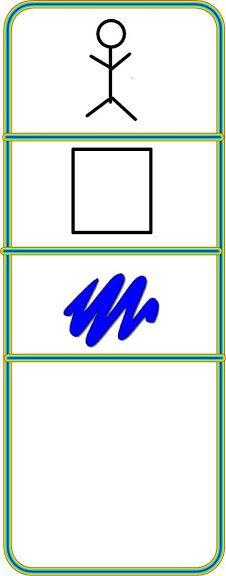 juego de cartas de atributos para los bloques lógicos de Dienes - angeles ulecia…