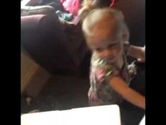 Lux dancing to OWOA! ADORABLE!