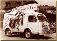 NESCAFE Renault 1000kg - TDF 1951