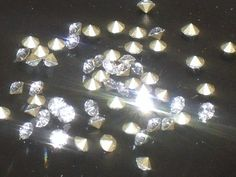 100 Clear SS8 Point back Rhinestones Lot is going up for auction at 12pm Sun, Apr 28 with a starting bid of $5.
