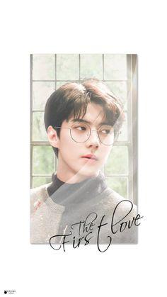 Ideas kpop wallpaper backgrounds exo for 2019 Music Wallpaper, Cat Wallpaper, Wallpaper Backgrounds, Iphone Wallpaper, Kpop Exo, Exo Chanyeol, Exo Fanart, Sehun Cute, Exo Lockscreen