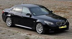 BMW E60 550i M-Tech - I have one sitting in my garage...her name is Bella and she's my baby!