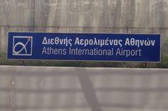 Athens International Airport Station Athens Metro, Athens Airport, Metro Station, Athens Greece, International Airport, Travel, Viajes, Destinations, Traveling