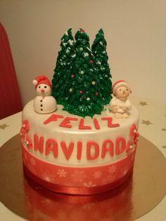 Weihnachtstorte 2013