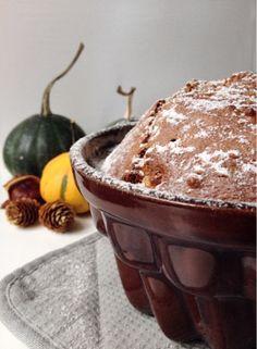 Rezept für Apfel Marzipan Gugelhupf, Apple Marzipan Cake recipe, Austrian Gugelhupf Recipe, Austrian Recipes
