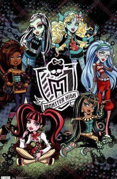 #Monster #High I Love Monster High Girls #T-shirt   really love it!   http://amzn.to/HncMgq
