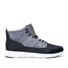 BANDITO in GREY / BLACK - WHITE | SUPRA Footwear
