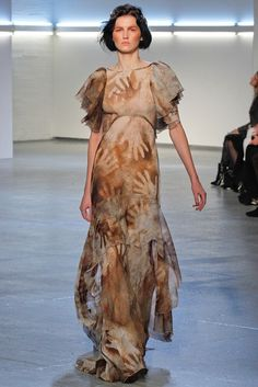 Rodarte | Fall 2012 Ready-to-Wear Collection | Vogue Runway