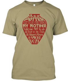What A Potter Gets to Do | Teespring