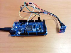 Use Arduino Due to program and test ESP8266