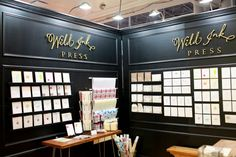 National Stationery Show 2013, Part 5 - Wild Ink Press