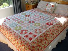 JulieLou : Quilts Quilts, Blanket, Bed, Home, Stream Bed, Quilt Sets, Ad Home, Blankets, Homes
