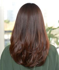 16 ideas hair waves volume brunettes for 2019 Medium Hair Cuts, Long Hair Cuts, Medium Hair Styles, Short Hair Styles, Medium Cut, Medium Waves, Medium Long, Straight Hair, Long Layered Hair