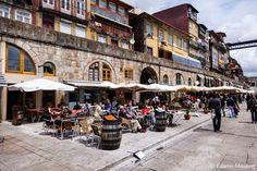 bares e restaurantes a beira do Rio Douro