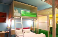 Hi Matic - hotel Paris designed by Matali Crasset