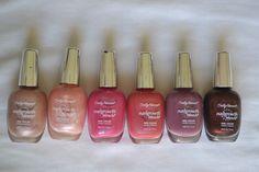 Sally Hansen growth treatment nail polish en colores brillantes (Tratamiento de crecimiento). haz tu pedido en www.questra-i.com/etpn. Danos like en facebook.com/empiezatupropionegocio