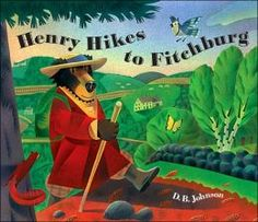 Henry Hikes to Fitchburg: Lovely Illustrated Children's Adaptation of Thoreau's Philosophy, with Universal Wisdom for All | Brain Pickings