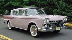 All Rambler Models: List of Rambler Cars & Vehicles